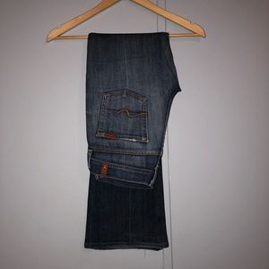 7 for all mankind || Bootcut Jeans